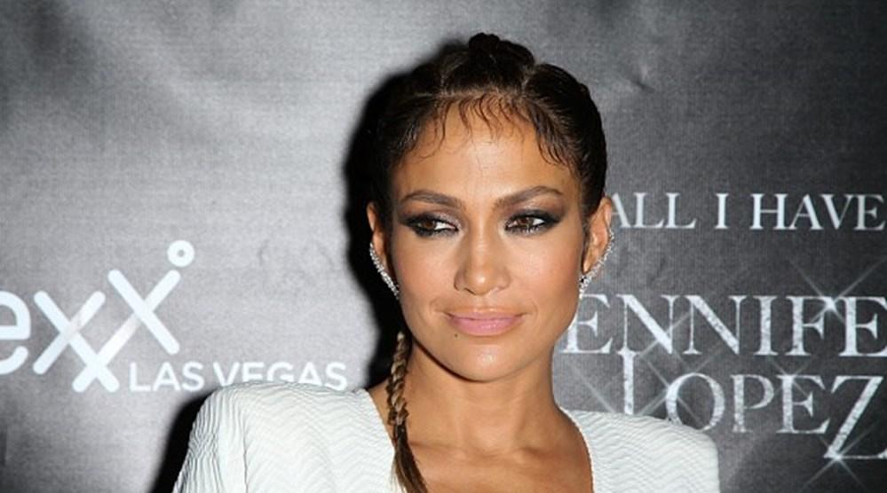 Jennifer Lopez usou mais um Jennifer Lopez