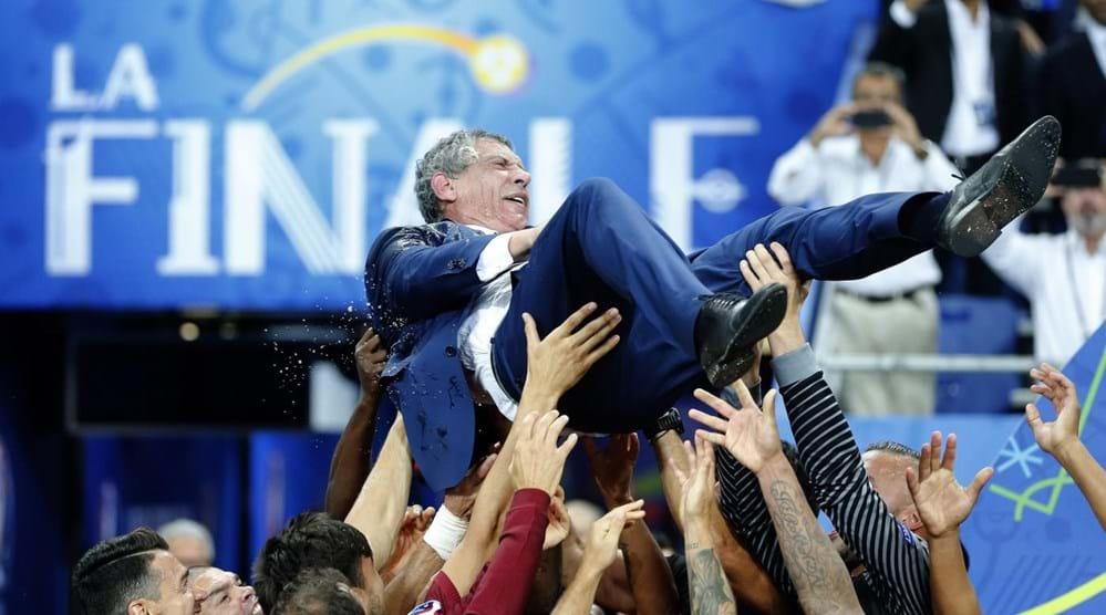 Como Fernando Santos levou os jogadores a acreditar na vitória