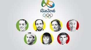 Calendário: A primeira semana dos atletas portugueses (info)