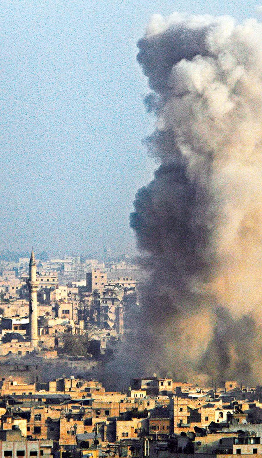 A Aleppo que resistia a Saddam Hussein 196d7b84846