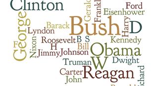 De Kennedy a Obama: As tomadas de posse <font size=2 color=cc262a>(vídeo)</font>