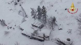 Itália: Avalanche atinge hotel em estância de esqui provocando vários mortos