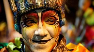 Já é Carnaval no Uruguai