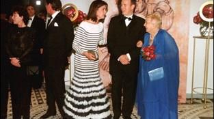 Carolina do Mónaco faz 60 anos: veja sete <i>looks</i> memoráveis