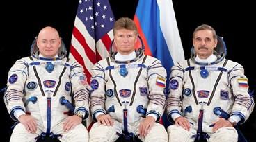 Os bastidores da missão de um ano ao espaço