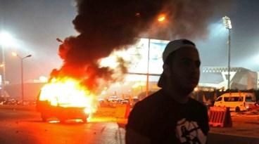 Hoje o futebol volta ao Egipto depois da tragédia