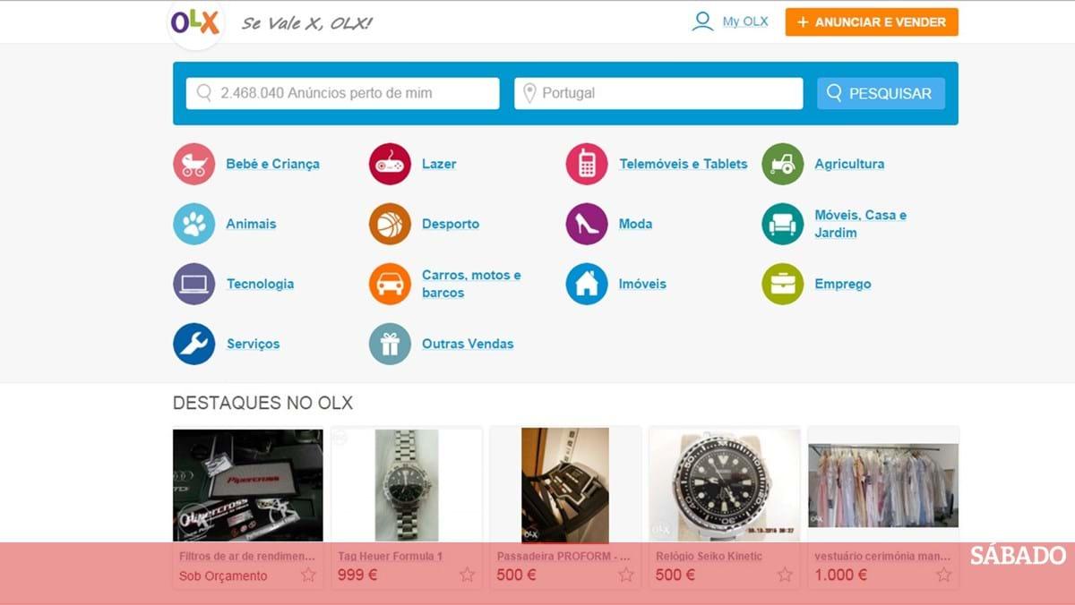 Puma OLX Portugal página 7
