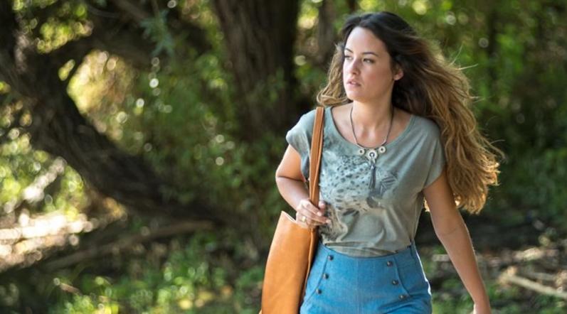 Actriz Mariana Pacheco vive relação lésbica
