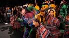 Ana Sofia Martins e Luís Borges brilham em desfile internacional