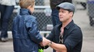Brad Pitt pede guarda partilhada