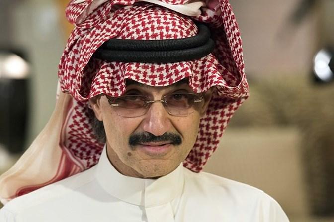 Príncipe saudita Alwaleed bin Talal libertado após acordo financeiro
