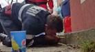 Bombeiro salva cão com respiração boca-a-boca