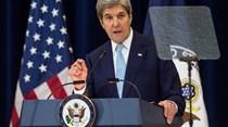 Kerry defende solução de Palestina coexistir com Israel