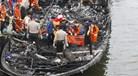 Detido capitão do ferry que se incendiou na Indonésia e fez 23 mortos