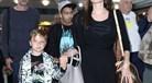 Angelina Jolie diverte-se com os filhos três meses depois da separação