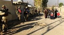 Mais de 125 mil pessoas saíram de Mossul em três meses