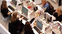 Trabalhadores mudam menos de emprego em Portugal