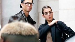 Cristiano Ronaldo celebrou passagem de ano com namorada na Madeira