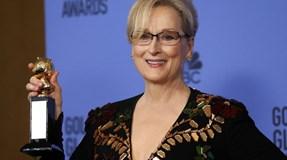 Meryl Streep de coração partido com Trump