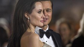 Angelina Jolie e Pitt decidem resolver divórcio em privado