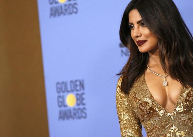 Priyanka Chopra, a actriz indiana que arrasou nos Globos de Ouro