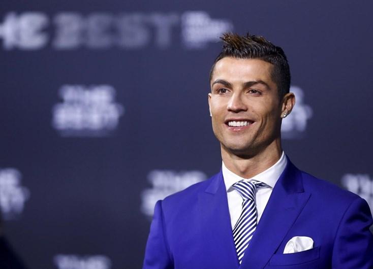 As melhores imagens da conquista de Ronaldo