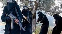 A impiedosa brigada de mulheres que impõe a moral do Daesh