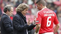 Javi Garcia, o regresso ao Benfica e a admiração por Jesus