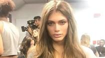 Valentina Sampaio, a primeira transgénero na capa da Vogue Paris