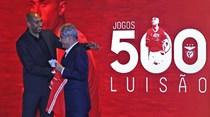 Vieira garante Luisão no Benfica mais anos
