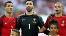 Ronaldo, Pepe e Patrício. Quem foi melhor em 2016?