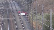 O caso das adolescentes atingidas por um comboio