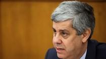 Centeno não rejeita venda parcial do Novo Banco