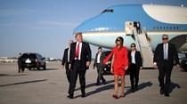 Viagens de Trump num mês custaram quase tanto como as de Obama num ano