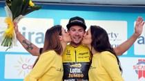 Esloveno Roglic vence Volta ao Algarve em bicicleta