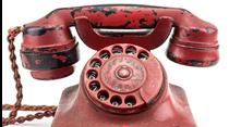 Telefone vermelho de Adolf Hitler vendido em leilão