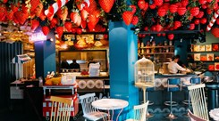 O parque de diversões gastronómico de Albert Adrià