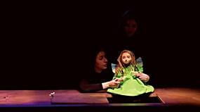 A Fada Oriana, agora em marionetas
