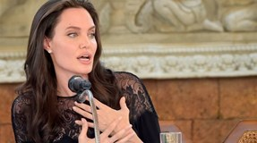 Angelina Jolie sobre o divórcio: 'Seremos sempre uma família'
