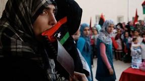 No leste da Líbia as mulheres só podem sair acompanhadas por um homem
