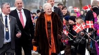 Rainha da Dinamarca prepara a morte... para um documentário