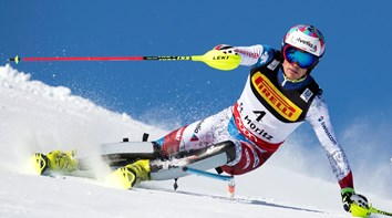 Suíça: Campeonato Mundial de Esqui Alpino em St. Moritz