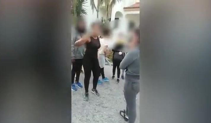Adolescente espancada por grupo de raparigas no Seixal