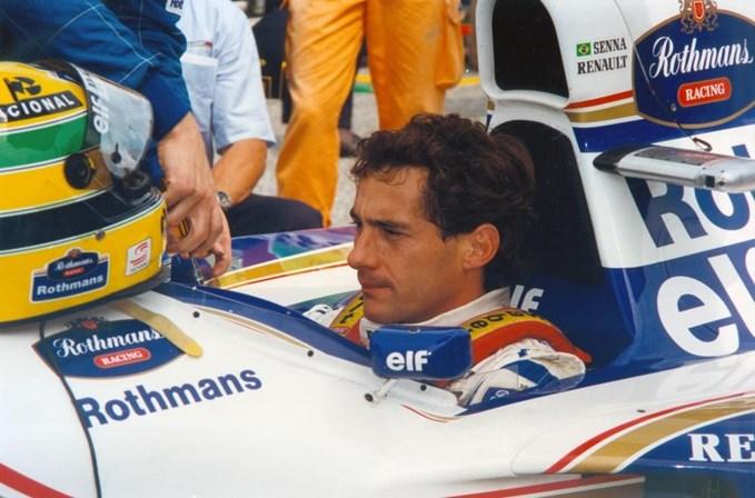 'Me sinto responsável pela morte de Senna', diz projetista da Red Bull