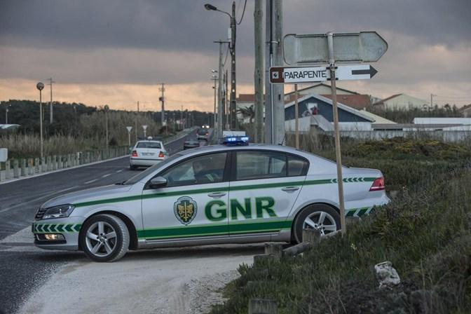 GNR faz 2460 euros em rotunda