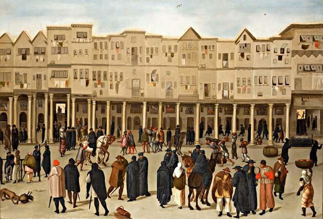 Como era Lisboa há 500 anos?