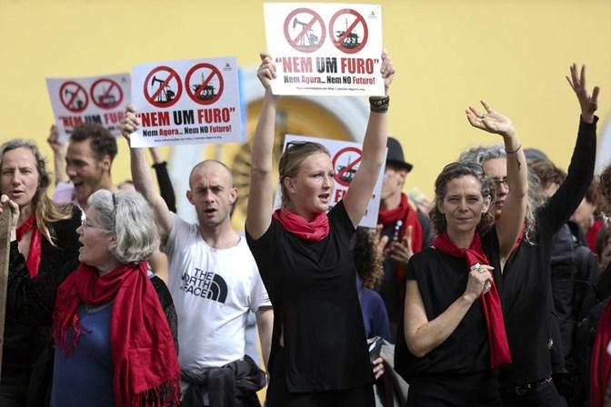Parlamento recomenda suspensão da pesquisa de hidrocarbonetos ao largo de Aljezur