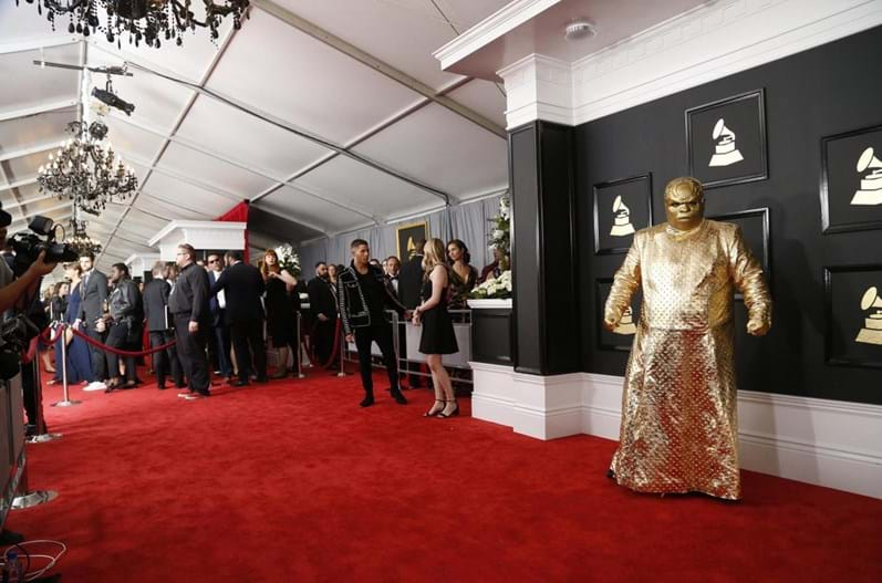 A noite dos Grammys