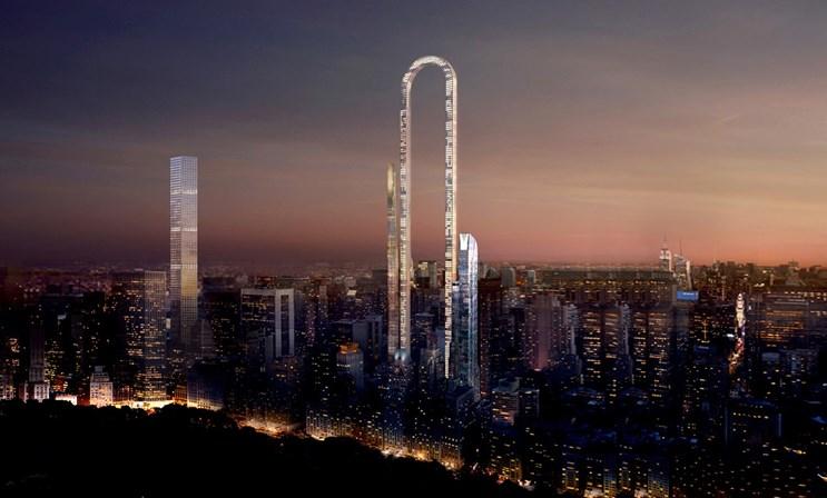 Este poderá tornar-se o edifício mais longo do mundo