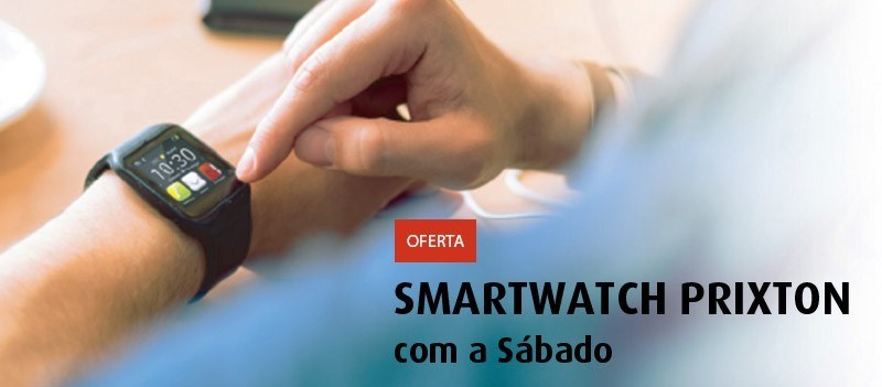 Smartwach Prixton Grátis